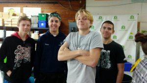 Tuskawilla Presbyterian Youth at Clean the World