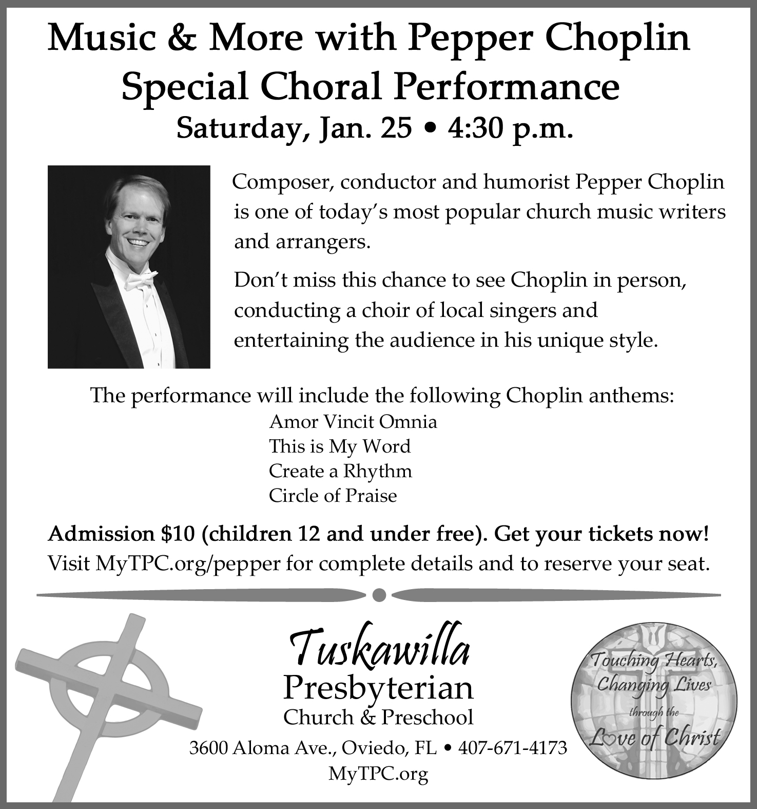 Music & More with Pepper Choplin - Jan. 25
